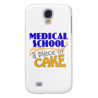 Medical School - Piece of Cake Galaxy S4 Case