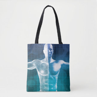 Medical Science Tote Bag