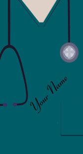 Uniformed Nurses Acrylic Keychains & Lanyards | Zazzle