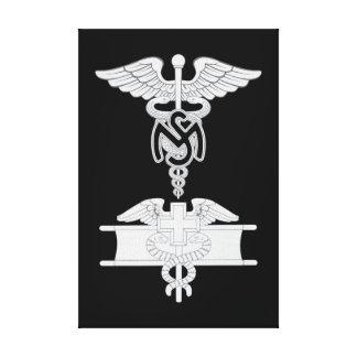 Medical Service EFMB Canvas Print