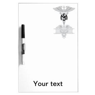 Medical Service EFMB Dry Erase Board