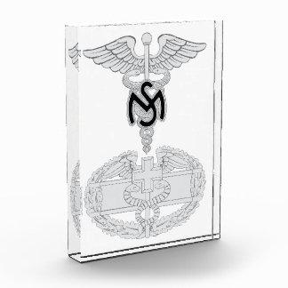 Medical Services CFMB Acrylic Award