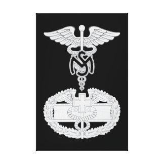 Medical Services CFMB Canvas Print