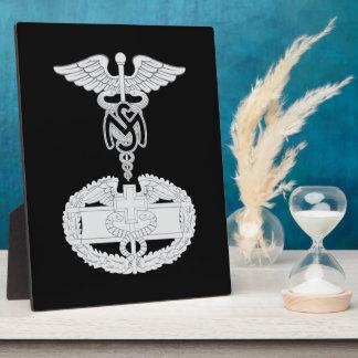 Medical Services CFMB Plaque