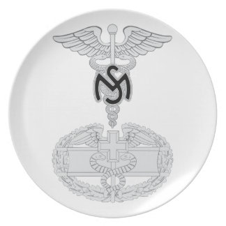 Medical Services CFMB Plate