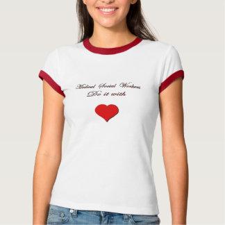 Medical Social Worker T-Shirt