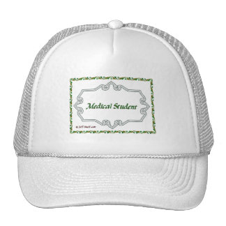 Medical Student - Classy Trucker Hat