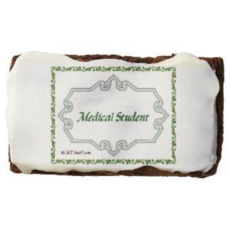 Medical Student Cookies Brownie
