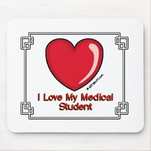 Medical Student Mouse Pad