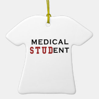 Medical STUDent Ornament