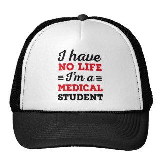 medical student trucker hat