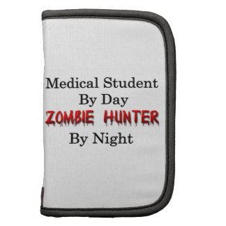 Medical Student/Zombie Hunter Planner