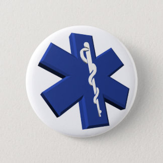 Medical Symbol Button