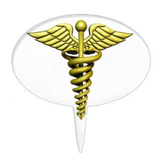 Medical Symbol Cake Topper