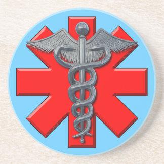 Medical Symbol Coaster