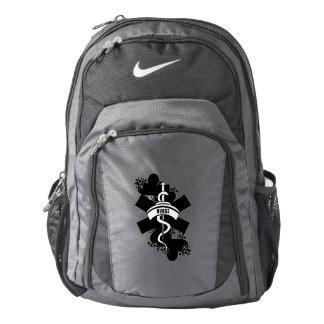 Medical Symbol Nike Backpack