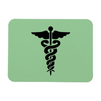 Medical Symbol Vinyl Magnet