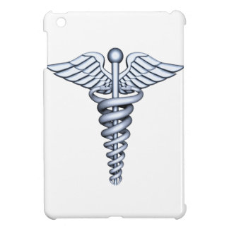 Medical Symbol Silver Case For The iPad Mini