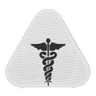 Medical Symbol Speaker