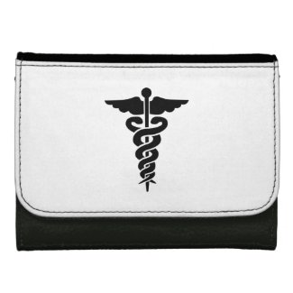 Medical Symbol Wallets