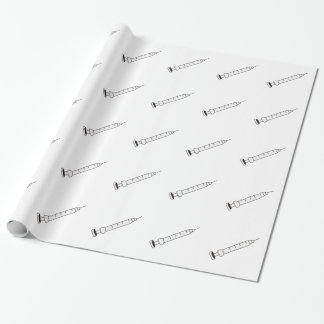 Medical Syringe Wrapping Paper