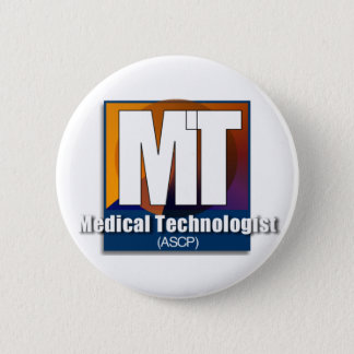 Medical Technologist (ASCP) Gifts Button