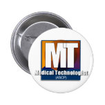 Medical Technologist (ASCP) Gifts Buttons