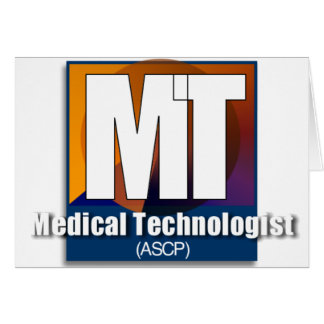 Medical Technologist (ASCP) Gifts Card