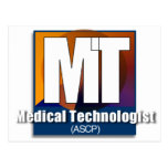 Medical Technologist (ASCP) Gifts Post Card