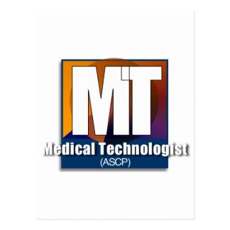 Medical Technologist (ASCP) Gifts Postcard