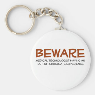 Medical Technologist Keychain
