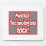 Medical Technologists Rock! Mouse Pad