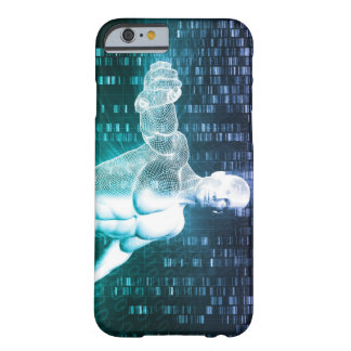 Medical Technology with Scientist Engineer on DNA Barely There iPhone 6 Case