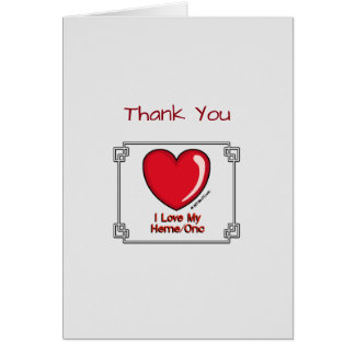Medical Thank You Heme/Onc Card