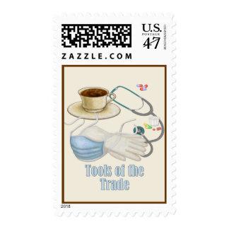 Medical Tools Postage