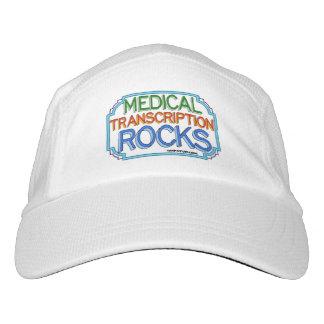 Medical Transcription Rocks Hat