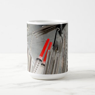 Medical Utensils Coffee Mug