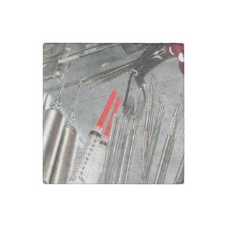 Medical Utensils Stone Magnet