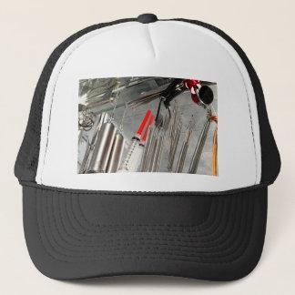 Medical Utensils Trucker Hat