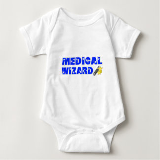 Medical Wizard Baby Bodysuit