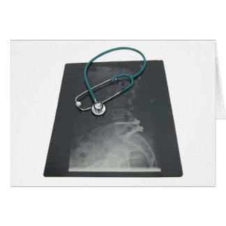 MedicalExam061209 Greeting Card
