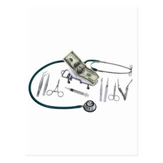MedicalFunds082309 Tarjeta Postal