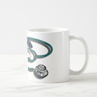 MedicalHammerStethoscope112010 Coffee Mug