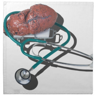 MedicalHeartGurneyStethoscope092715.png Napkin