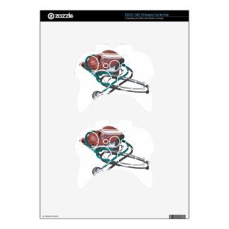 MedicalHeartGurneyStethoscope092715.png Xbox 360 Controller Skins