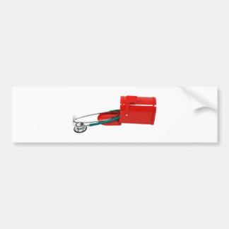 MedicalInfoMail071209 Bumper Sticker
