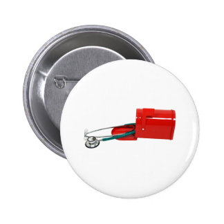 MedicalInfoMail071209 Pinback Button