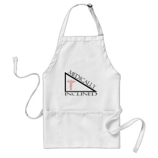 Medically Inclined Adult Apron