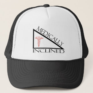 Medically Inclined Trucker Hat