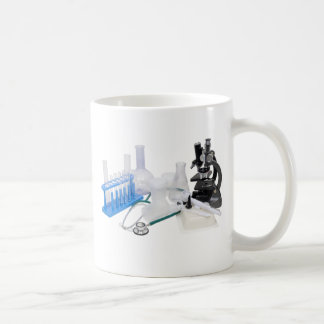 MedicalResearch071209 Classic White Coffee Mug